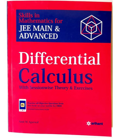 Indianos - Differential Calculus For Jee Main (frete Grátis)