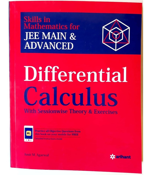 Ime Ita - Differential Calculus For Jee Main (frete Grátis)