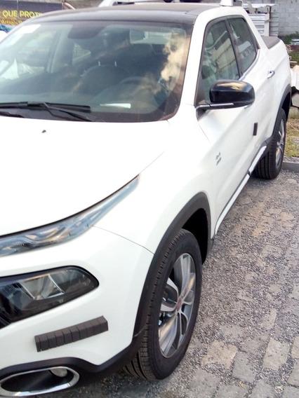 Fiat Toro Diesel Volcano 2020 4x4 Teto Solar Pack Deluxe