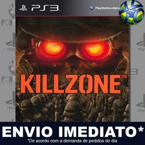 Killzone Ps3 Código Psn Promoção