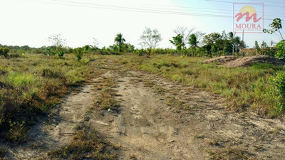 Área Residencial À Venda, Distrito Industrial, Santana. - Ar0016