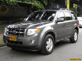 Ford Escape Xlt 3000 Cc 240 Hp 4x4