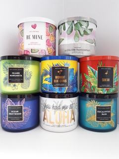 Dos Velas Grandes Bath And Body Works