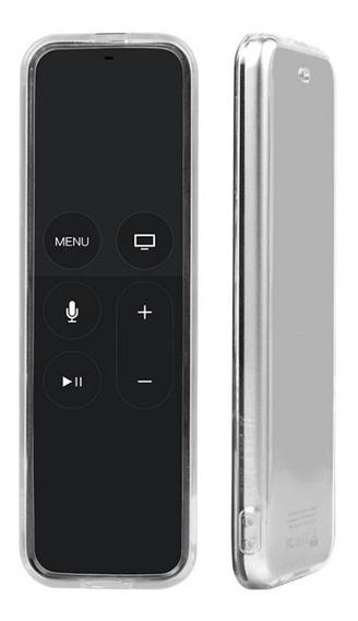 Capa Transparente Controle Apple Tv-4a./5a.geração C/cordão