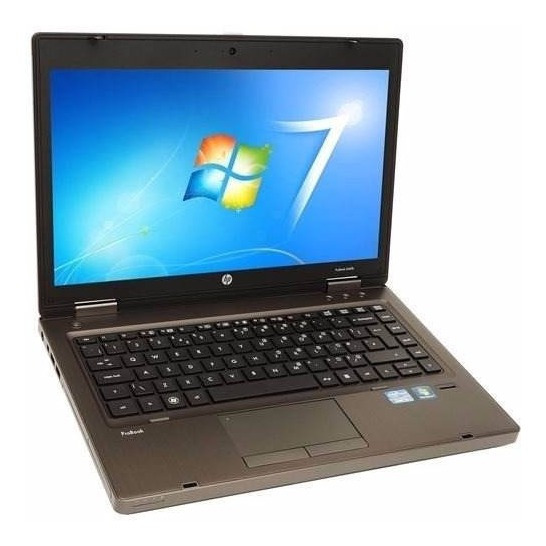 Promoção Notebook Hp Elite I5 4gb 500gb Windows 7 Hdmi Dvdrw