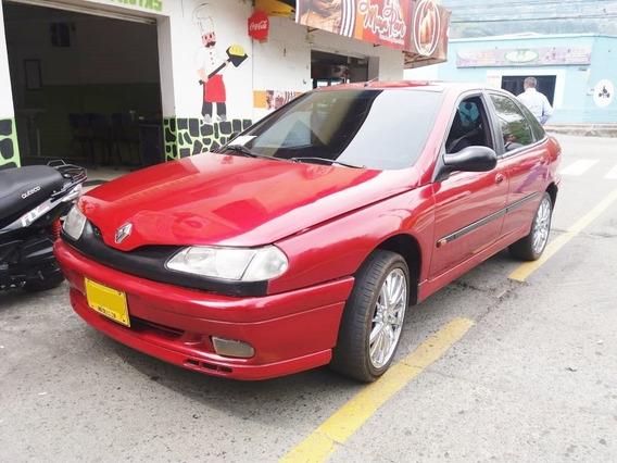 Renault Laguna Rojo Muy Buen Estado