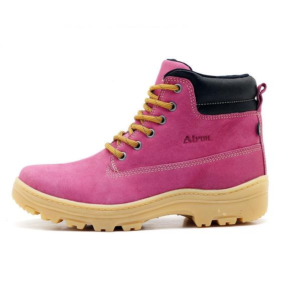 Coturno Adventure Atron Shoes 256 Couro Cores