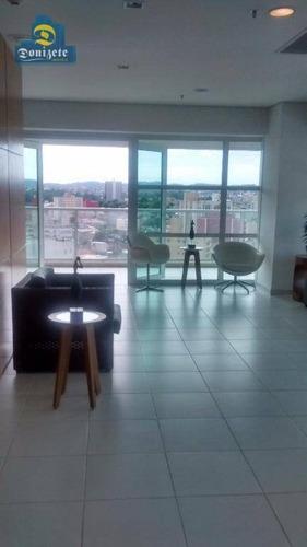 Sala À Venda, 39 M² Por R$ 399.000,00 - Baeta Neves - São Bernardo Do Campo/sp - Sa0425