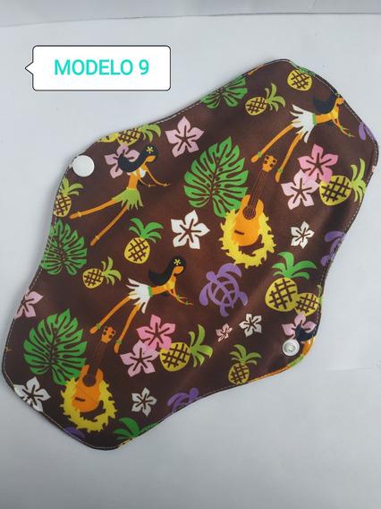 Toalla Femenina Ecológica De Bambú 15pz. + Envio Gratis!