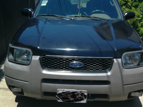 Ford Escape 2002 Xlt 3000