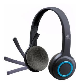 Logitech Wireless Headset H600 Over