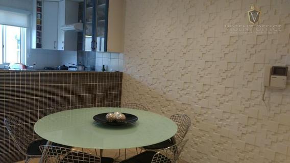 Excelente Casa À Venda Na Vila Progresso - Jundiaí - 3 Dorm. (1 Suíte), Com Área Gourmet E Portão Eletrônico! - Ca0388