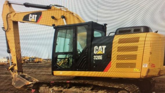 Excavadora 320 El