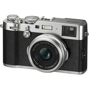 Câmera Fujifilm X100f Com Lente 23mm (prata) Fujifilm