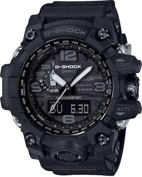 Relógio Casio G-shock Mudmaster Gwg-1000-1a1dr