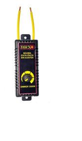 Controlador Eletrônico Dimer Dimmer Rotativo 3500w