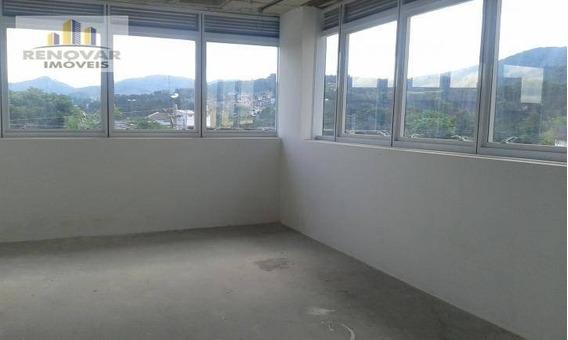 Sala Comercial Para Locação, Vila Mogilar, Mogi Das Cruzes - . - Sa0135