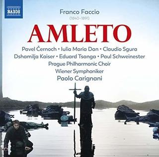 Cd : Faccio / Vienna Symphony Orchestra / So - Amleto (2...