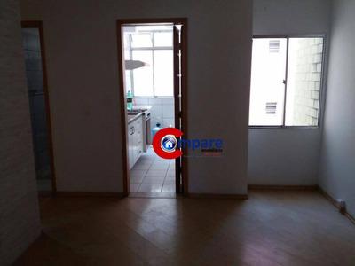 Apartamento Residencial Para Locação, Centro, Guarulhos - Ap5462. - Ap5462