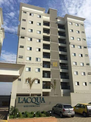 Apartamento Com 3 Dormitórios À Venda, 67 M² Por R$ 318.000 - Residencial Dona Margarida - Santa Bárbara D
