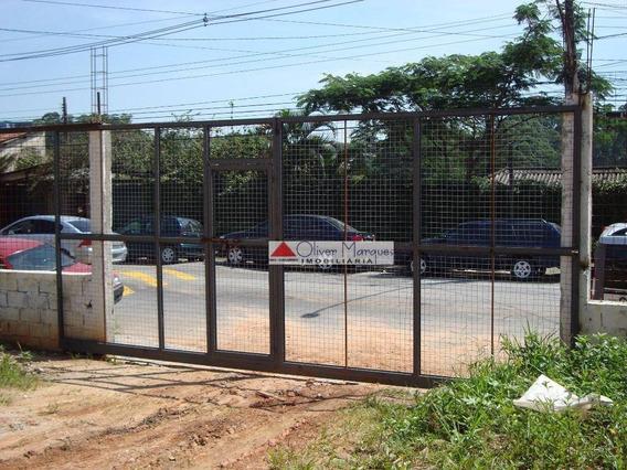Terreno À Venda, 1000 M² Por R$ 4.800.000,00 - Vila São Francisco - Osasco/sp - Te0227