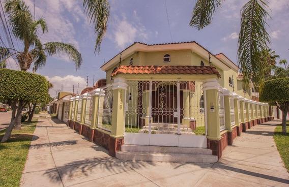 Casa En Renta En La Estancia, Zapopan, Jal.