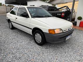 Ford Escort 1.6 Gl 1993 Nuevo!! 2500 Y Cuotas!
