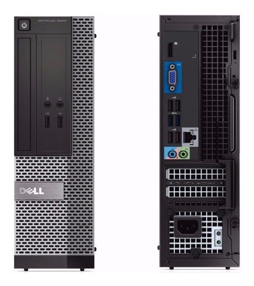 Cpu Dell Optiplex 9020 I5 4570 8gb Hd 1 Tera