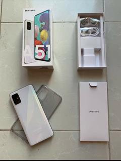 Samsung Galaxy A51 128gb+6ram 4 Cámaras Nuevo Msi