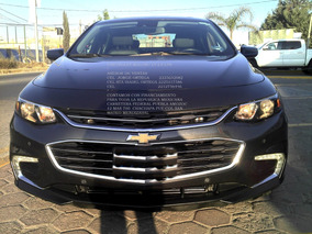 Chevrolet Malibú 2016 Aut 4 Cil 2.0 Lts Turbo Eng $ 65.600