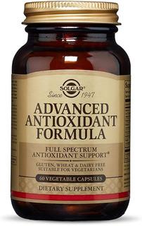 Solgar Advanced Antioxidant Formula X 60 Vegana Usa