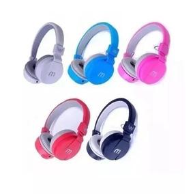 Fone Ouvido Altomex A-872 P2 Colorido Com Microfone Celular