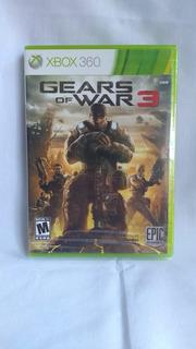 Gears Of War 3 - Nuevo Y Sellado - Xbox 360