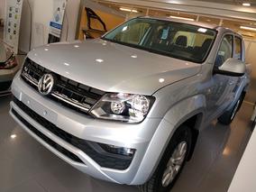 Volkswagen Amarok V6 3.0 Comfortline 0km Vw 4x4 At 2019 1