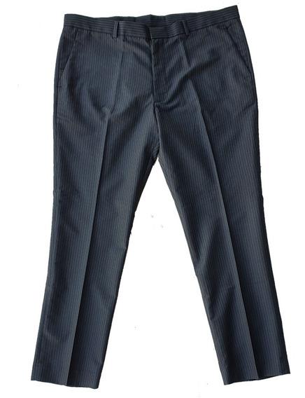Pantalón De Vestir Perry Ellis Importado T.38x30 (48)sin Uso