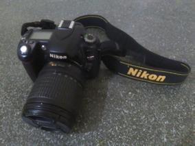 Nikon D80 Com Lente Dx