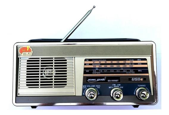 Radio De Madeira Fm - Eletrônicos, Áudio e Vídeo [Promoção