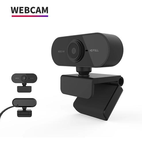 Camara Web 1080p Full Hd Con Microfono Usb Pc Webcam