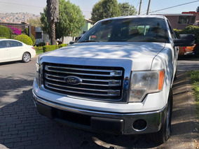 Ford F-150 5.0l Xl Cabina Y Media 4x2 Mt 2014