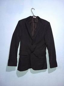 Paletó Cia Do Terno (blazer + Calça + Gravata) Usado 2x