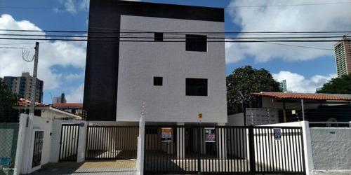 Apartamento À Venda, 50 M² Por R$ 250.000,00 - Manaíra - João Pessoa/pb - Ap0380