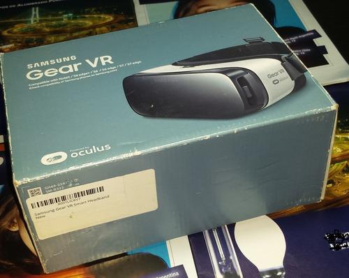 Lentes De Realidad Virtual Y 3d Samsung Gear Oculus