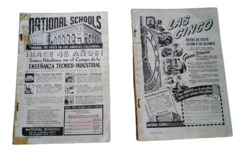 Revistas Mecánica Popular, Año 1950