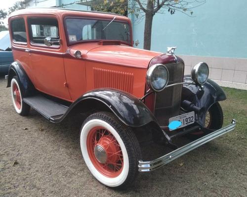 Imagem 1 de 15 de Ford 1929 Fordinho 29 Fusca Belair Impala Mustangue Opala