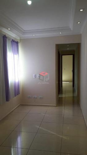 Apartamento À Venda, 2 Quartos, 1 Vaga, Lucinda - Santo André/sp - 27292