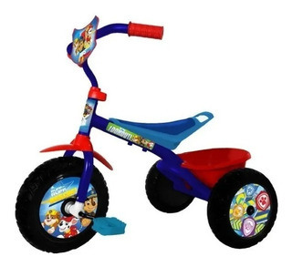Triciclo Mid Paw Patrol Marvel Reforzado Original Unibike