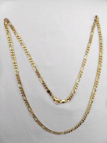 Colar Banhado Aouro, Modelo Tres Por Um 10 Milesimos De Ouro