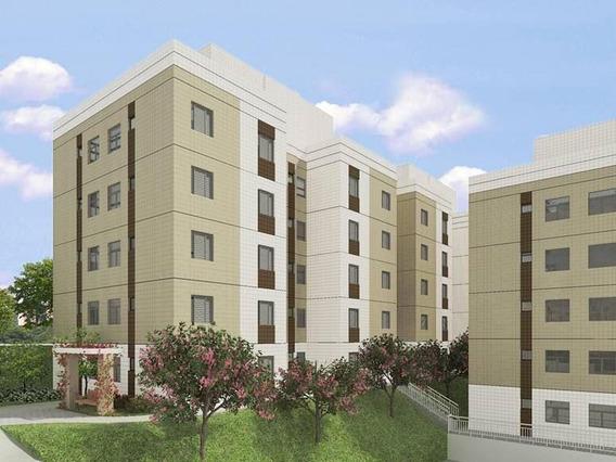 Apartamento Com 2 Dormitórios À Venda, 48 M² Por R$ 160.000 - Vila Indiana - Taboão Da Serra/sp - Ap0871