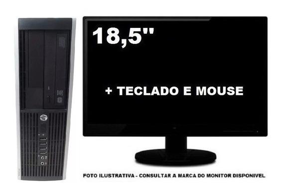 Computador Hp 6305 3.2ghz Quad Core 8gb Ddr3 120gb Ssd