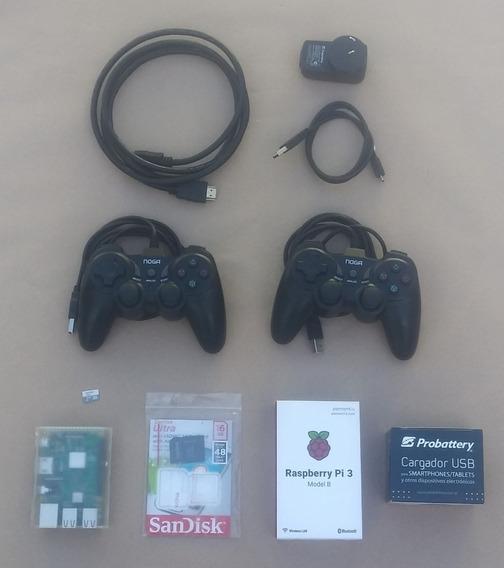 Consola De Juegos Mini Pc Raspberry Pi